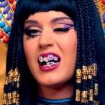 Katy Perry publica un adelanto del vídeo de 'Dark Horse'