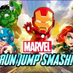 Ya a la venta 'Marvel Run Jump Smash!'