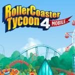 Atari anuncia 'RollerCoaster Tycoon 4 Mobile' para iOS