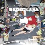 Sia estrena su nuevo sencillo, 'Chandelier'