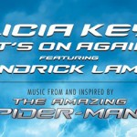 Alicia Keys estrena 'It's On Again' para la banda sonora de 'The Amazing Spider-man 2'