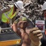 Microsoft encuentra miles de cartuchos de E.T. enterrados por Atari en los años 80