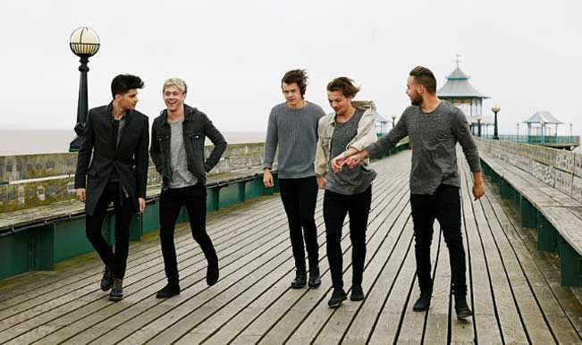 one direction you and i music-video