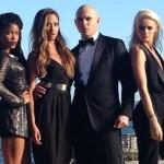 Pitbull y G.R.L. estrenan el vídeo de 'Wild Wild Love' grabado en la mansión Playboy