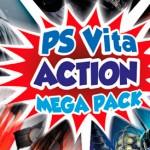 Llega el Action Mega Pack a PS Vita
