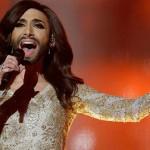 Conchita Wurst, la mujer barbuda de Austria, gana el festival de Eurovisión 2014