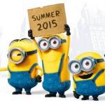 Primer cartel y fecha de estreno de 'Minions'