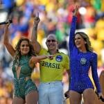 Jennifer Lopez, Pitbull y Claudia Leitte dan el cante en el mundial de Brasil