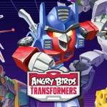 Rovio anuncia 'Angry Birds Transformers'