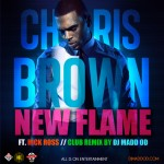 Chris Brown publica el videoclip de 'New Flame' con Usher y Rick Ross