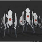 Las torretas de 'Portal' protagonizan un divertido vídeo