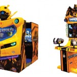 SEGA presenta la recreativa 'Transformers: Human Alliance'