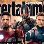 Primeras imágenes de 'Los Vengadores 2: La era de Ultron'
