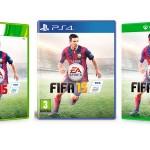 GC 2014: EA confirma que ya está trabajando en 'FIFA 16' y 'FIFA 17'