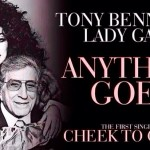Lady Gaga y Tony Bennet estrenan el vídeo de 'Anything Goes'
