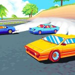 Descubre 'Drift Stage' un juego de carreras con sabor ochentero