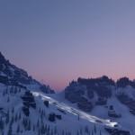 Baja esquiando una pendiente vertical y el vídeo se hace viral