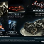 #E3 2015: Warner cancela una edición coleccionista de 'Batman Arkham Knight'