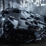 Primer vistazo al batmovil de 'Batman vs Superman'
