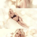 Britney Spears lanza su primera colección de lenceria