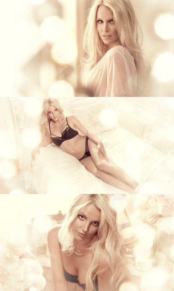 Britney Spears Intimate collection