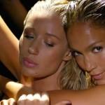 Jennifer Lopez e Iggy Azalea presumen de culo en el vídeo de 'Booty'