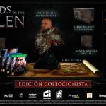 La edición coleccionista de 'Lords of the Fallen' al descubierto