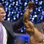 El actor Arnold Schwarzenegger es nombrado Embajador del Turismo de Madrid