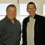 William Shatner y Leonard Nimoy estarán en 'Star Trek 3'