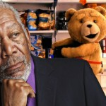 Morgan Freeman se dejará ver en 'Ted 2'