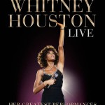 Tracklist, fecha y trailer del CD y DVD de 'Whitney Houston Live'