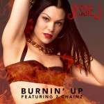 Jessie J publica el vídeo de 'Burning´Up'