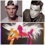 Avicii colabora con Robbie Williams en su nuevo single, 'The Days'