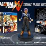 Bandai Namco muestra la edición coleccionista de 'Dragon Ball Xenoverse'