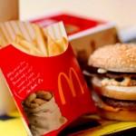 Hacen pasar por ecológica comida de McDonalds y nadie se da cuenta