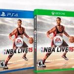 EA Sports ya desarrolla 'NBA Live 16' y 'NBA Live 17'