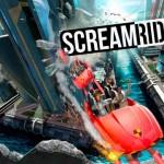 'Screamride' llegará a Xbox 360 y Xbox One el 6 de marzo de 2015