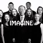 UNICEF cumple 25 años y lo celebra con una nueva versión de 'Imagine'