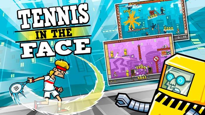 Resultado de imagen de TENNIS INS THE FACE