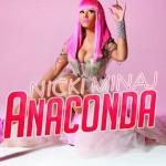'Anaconda' es el vídeo del año 2014