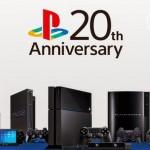 PlayStation cumple 20 años
