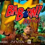 El juego español 'Baboon!' llega a PS Vita el 28 de enero