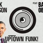 Obama se hace viral cantando 'Uptown Funk' de Bruno Mars