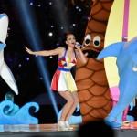 Disfruta de la actuación de Katy Perry en la Super Bowl