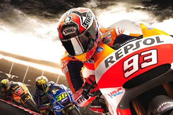 Primer trailer de 'Moto GP 15' - PAUSE.es