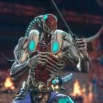 Yoshimitsu cambia de aspecto en 'Tekken 7'