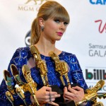 Taylor Swift arrasa entre los ganadores de los Billboard Music Awards 2015