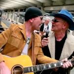 U2 cantando en el metro y otros vídeos virales