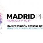 Conoce el cartel con las actuaciones del Orgullo Gay de Madrid 2015