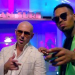 Pitbull estrena el videoclip de 'Fun' con Chris Brown